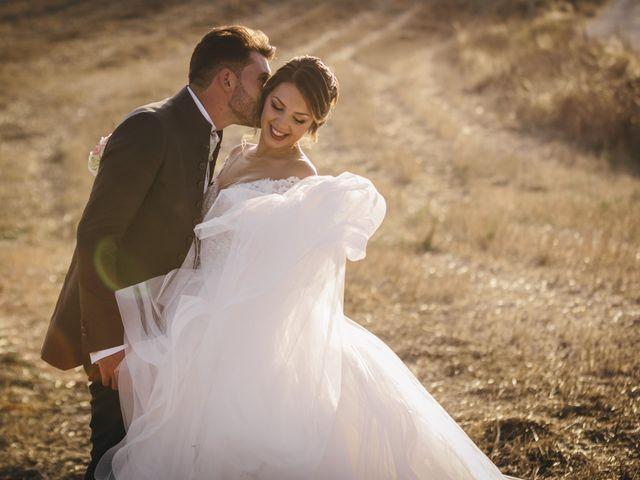 Il matrimonio di Calogero e Federica a Caltanissetta, Caltanissetta 1