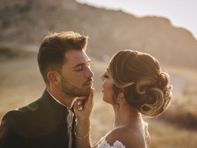 Il matrimonio di Calogero e Federica a Caltanissetta, Caltanissetta 36