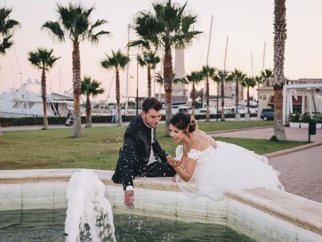 Il matrimonio di Calogero e Federica a Caltanissetta, Caltanissetta 39