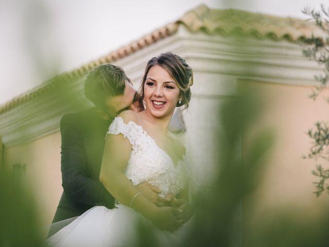 Il matrimonio di Calogero e Federica a Caltanissetta, Caltanissetta 41