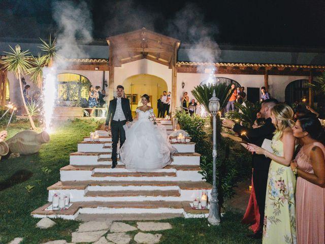 Il matrimonio di Calogero e Federica a Caltanissetta, Caltanissetta 42