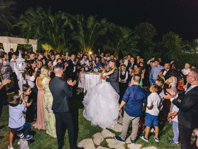 Il matrimonio di Calogero e Federica a Caltanissetta, Caltanissetta 43