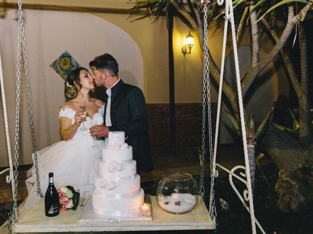 Il matrimonio di Calogero e Federica a Caltanissetta, Caltanissetta 50