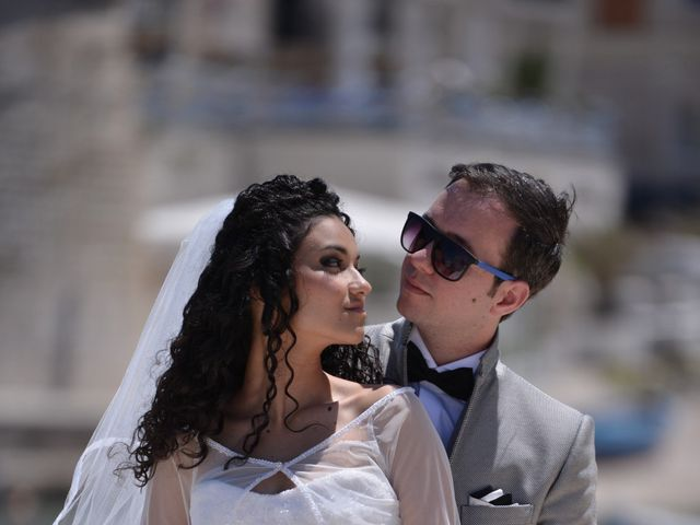 Il matrimonio di Mirko  e Valeria a Capurso, Bari 12