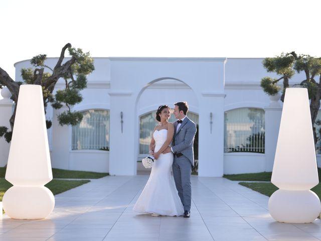 Il matrimonio di Mirko  e Valeria a Capurso, Bari 16