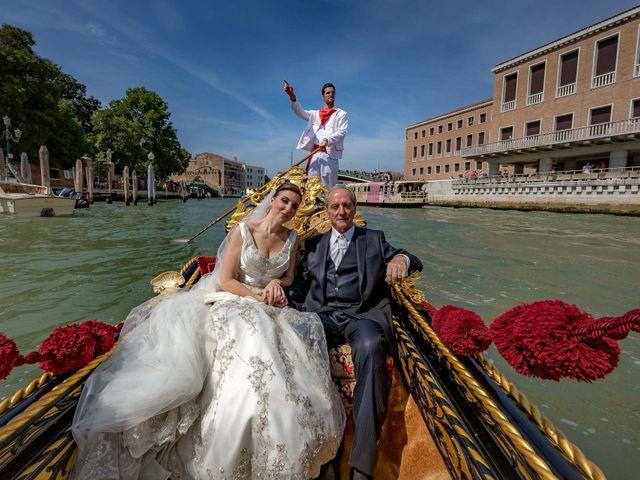 le nozze di Elisa e Eros