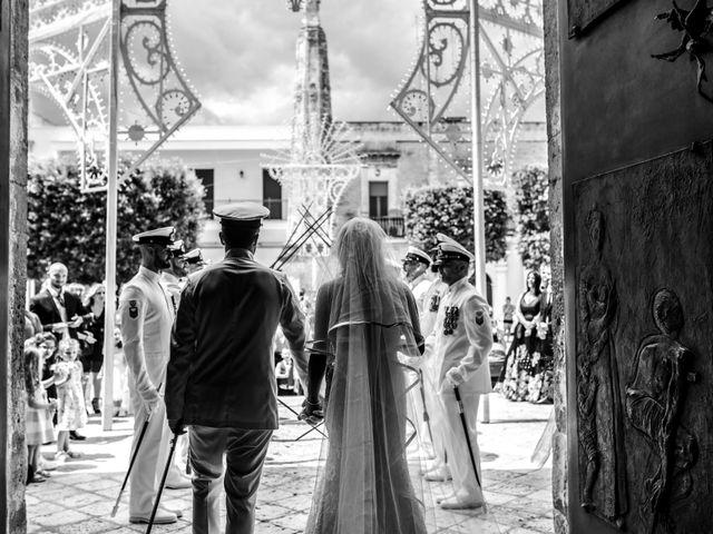 Il matrimonio di Daniele e Roberta a Ostuni, Brindisi 62