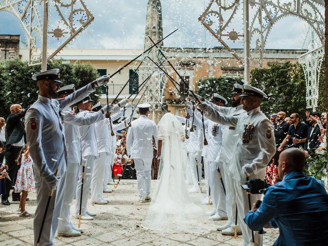 Il matrimonio di Daniele e Roberta a Ostuni, Brindisi 63