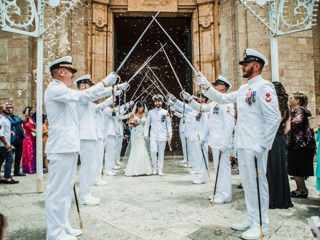 Il matrimonio di Daniele e Roberta a Ostuni, Brindisi 69