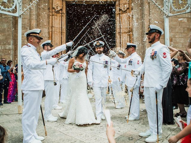 Il matrimonio di Daniele e Roberta a Ostuni, Brindisi 70