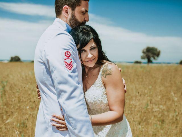 Il matrimonio di Daniele e Roberta a Ostuni, Brindisi 75