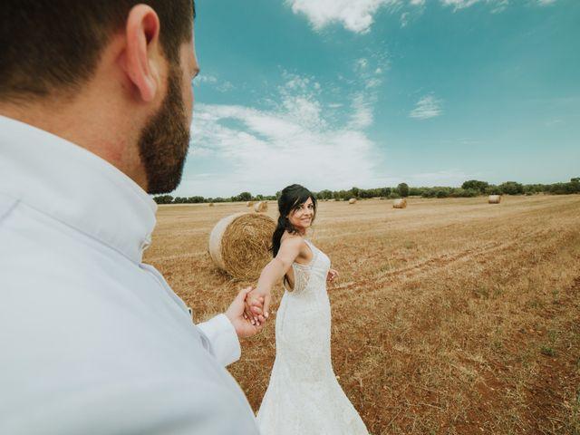Il matrimonio di Daniele e Roberta a Ostuni, Brindisi 79
