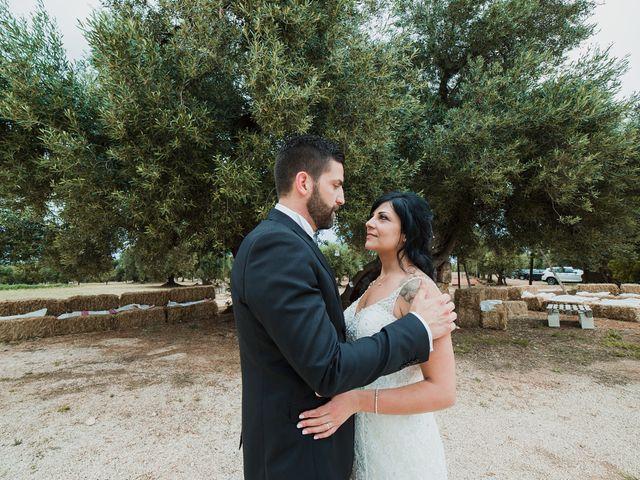 Il matrimonio di Daniele e Roberta a Ostuni, Brindisi 82