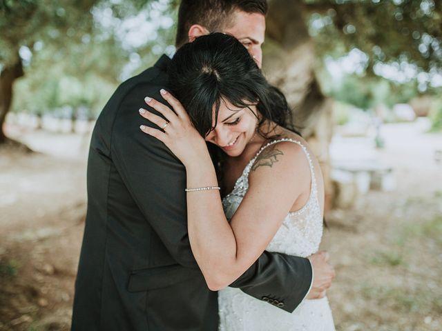 Il matrimonio di Daniele e Roberta a Ostuni, Brindisi 1