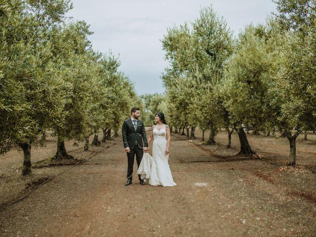Il matrimonio di Daniele e Roberta a Ostuni, Brindisi 83