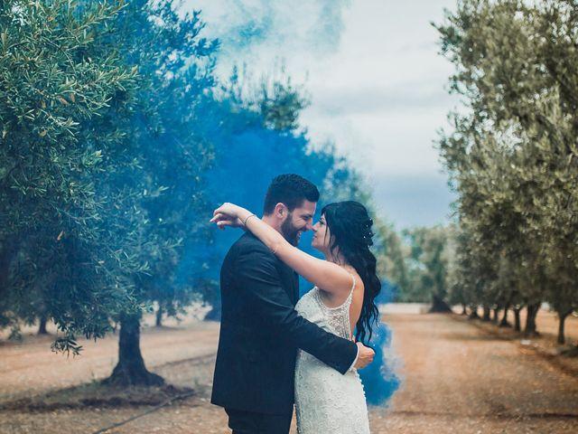 Il matrimonio di Daniele e Roberta a Ostuni, Brindisi 84