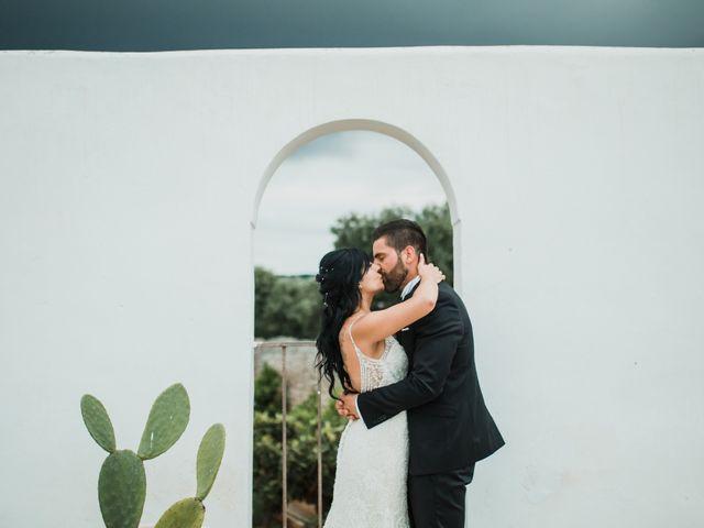 Il matrimonio di Daniele e Roberta a Ostuni, Brindisi 87