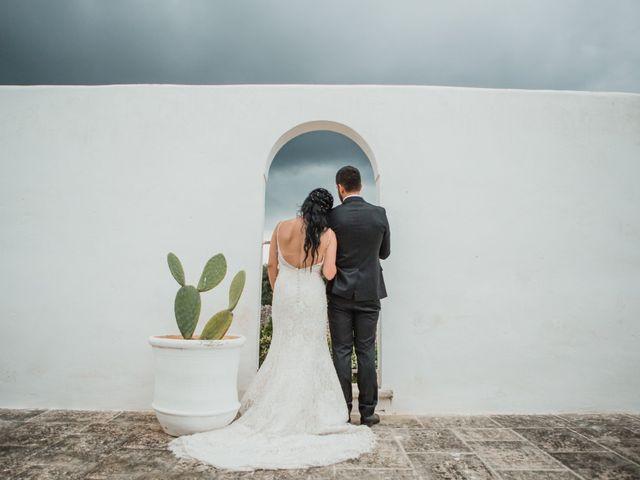 Il matrimonio di Daniele e Roberta a Ostuni, Brindisi 89