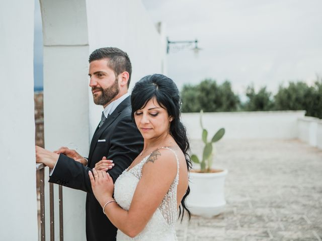 Il matrimonio di Daniele e Roberta a Ostuni, Brindisi 90