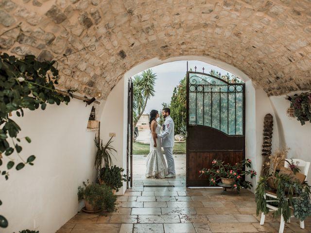 Il matrimonio di Daniele e Roberta a Ostuni, Brindisi 93