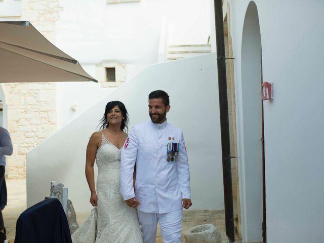 Il matrimonio di Daniele e Roberta a Ostuni, Brindisi 94