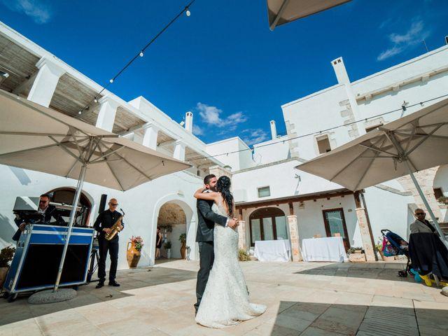 Il matrimonio di Daniele e Roberta a Ostuni, Brindisi 100