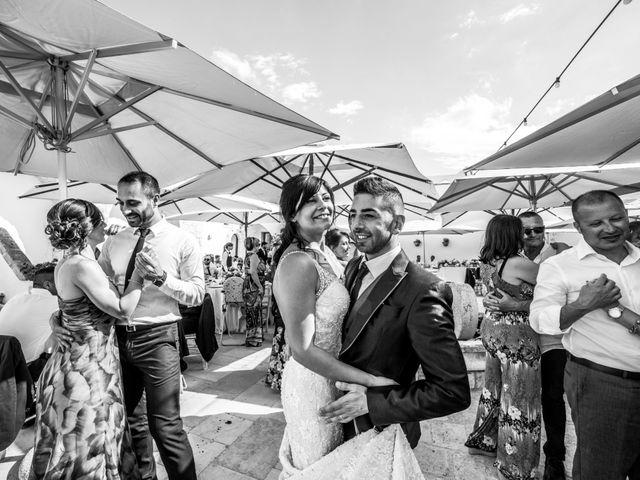 Il matrimonio di Daniele e Roberta a Ostuni, Brindisi 101