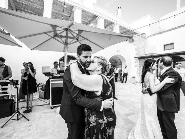 Il matrimonio di Daniele e Roberta a Ostuni, Brindisi 107