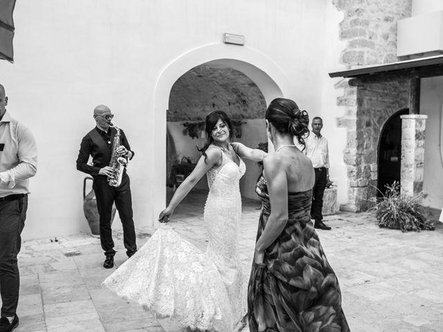 Il matrimonio di Daniele e Roberta a Ostuni, Brindisi 109