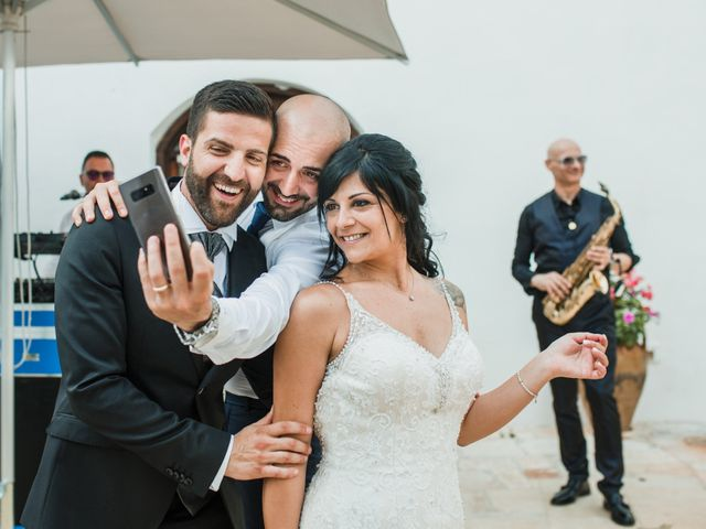 Il matrimonio di Daniele e Roberta a Ostuni, Brindisi 110