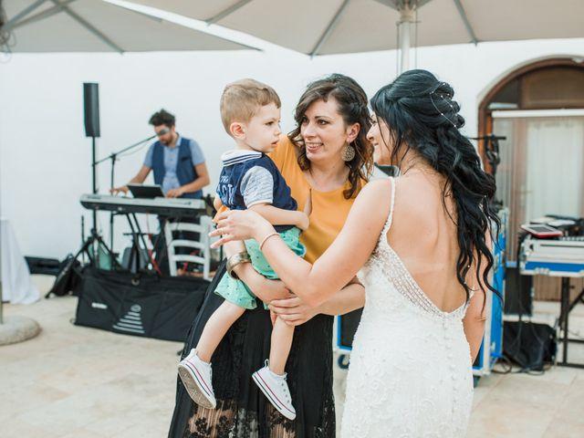 Il matrimonio di Daniele e Roberta a Ostuni, Brindisi 111