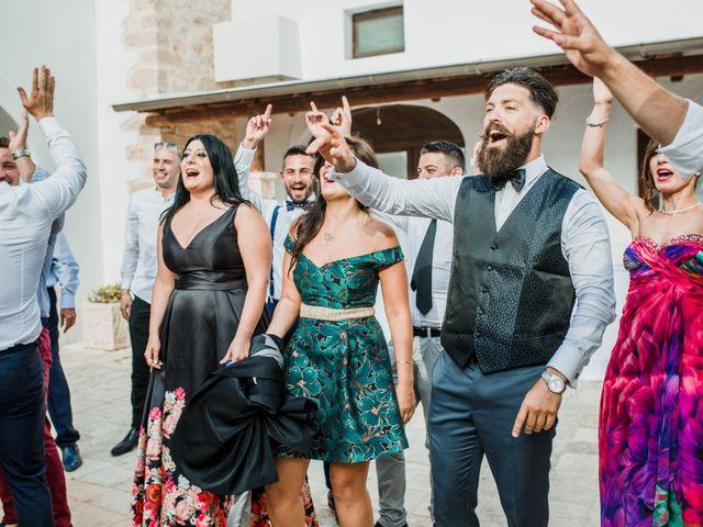 Il matrimonio di Daniele e Roberta a Ostuni, Brindisi 112