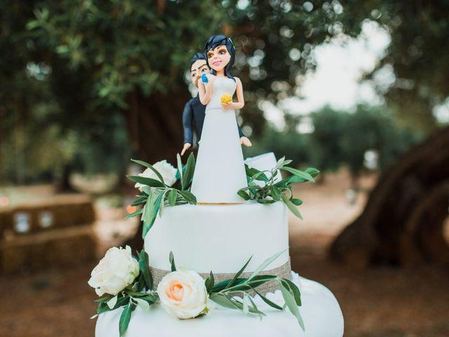 Il matrimonio di Daniele e Roberta a Ostuni, Brindisi 115