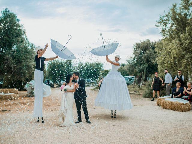 Il matrimonio di Daniele e Roberta a Ostuni, Brindisi 118