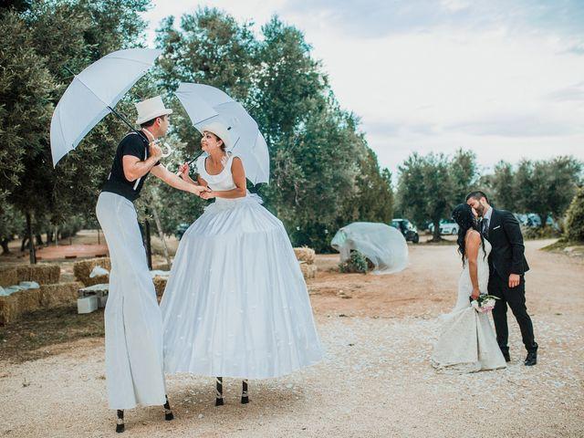 Il matrimonio di Daniele e Roberta a Ostuni, Brindisi 119