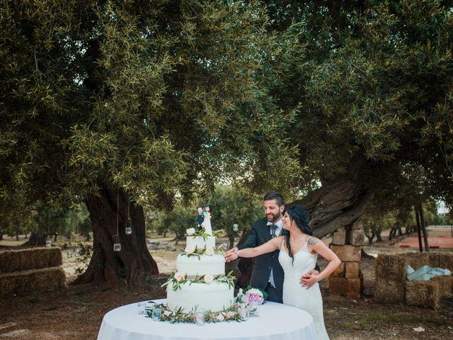Il matrimonio di Daniele e Roberta a Ostuni, Brindisi 120