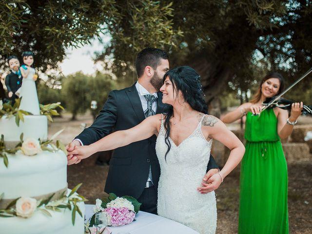 Il matrimonio di Daniele e Roberta a Ostuni, Brindisi 122