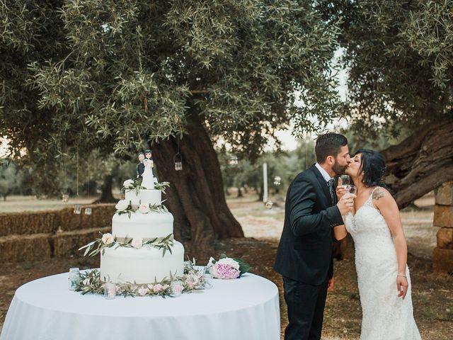 Il matrimonio di Daniele e Roberta a Ostuni, Brindisi 123