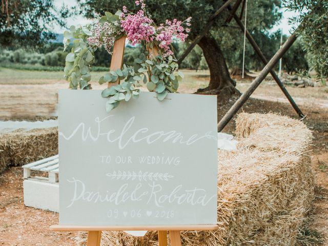 Il matrimonio di Daniele e Roberta a Ostuni, Brindisi 125