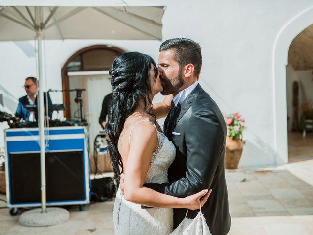 Il matrimonio di Daniele e Roberta a Ostuni, Brindisi 127
