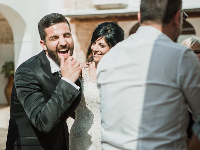 Il matrimonio di Daniele e Roberta a Ostuni, Brindisi 129