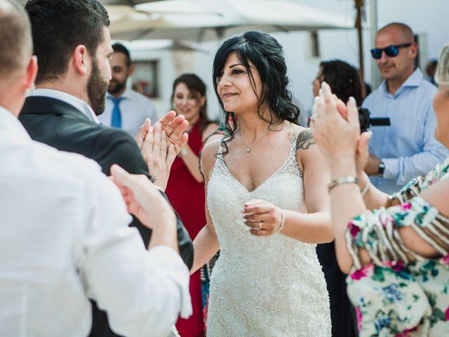 Il matrimonio di Daniele e Roberta a Ostuni, Brindisi 131
