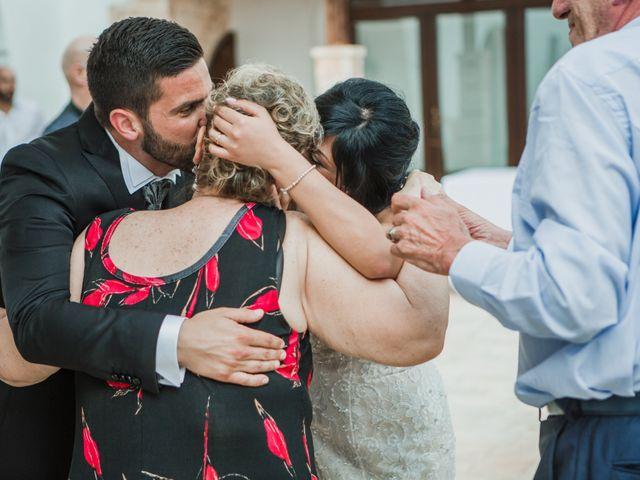 Il matrimonio di Daniele e Roberta a Ostuni, Brindisi 134