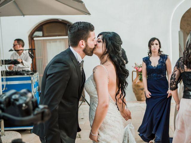 Il matrimonio di Daniele e Roberta a Ostuni, Brindisi 135