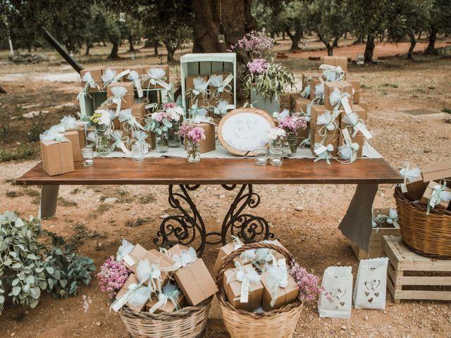 Il matrimonio di Daniele e Roberta a Ostuni, Brindisi 136