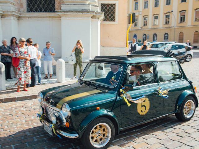 Il matrimonio di Marco e Martina a Strigno, Trento 3