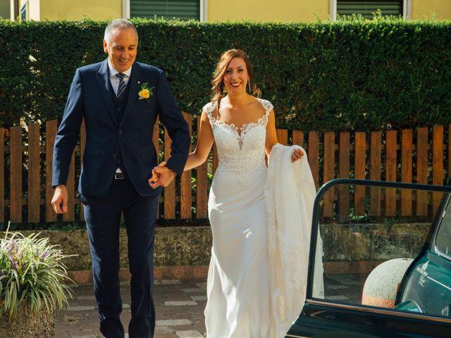 Il matrimonio di Marco e Martina a Strigno, Trento 4