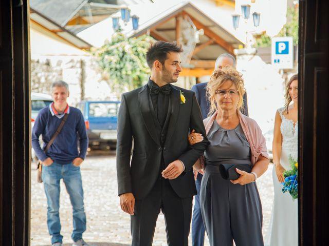 Il matrimonio di Marco e Martina a Strigno, Trento 5