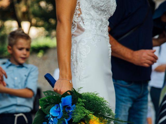 Il matrimonio di Marco e Martina a Strigno, Trento 6