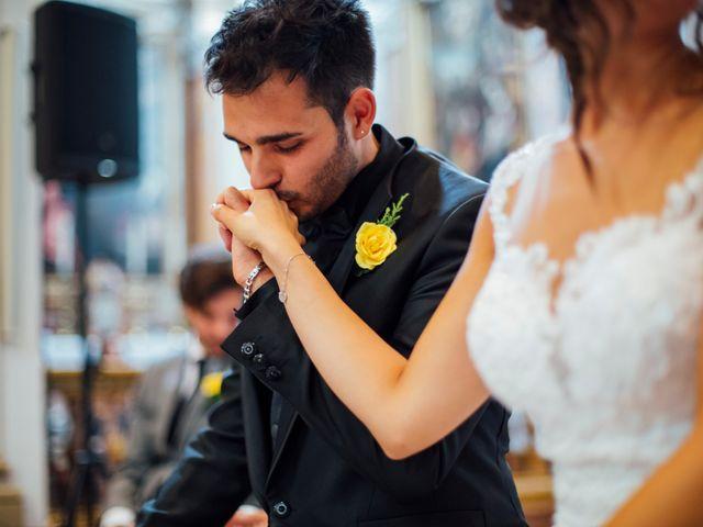 Il matrimonio di Marco e Martina a Strigno, Trento 8